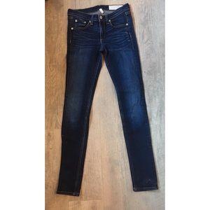 Rag & Bone Skinny Jeans Kensington size 25